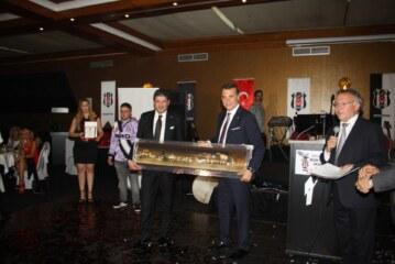 Hollanda Beşiktaşlılar'dan Muhteşem Şampiyonluk Kutlaması