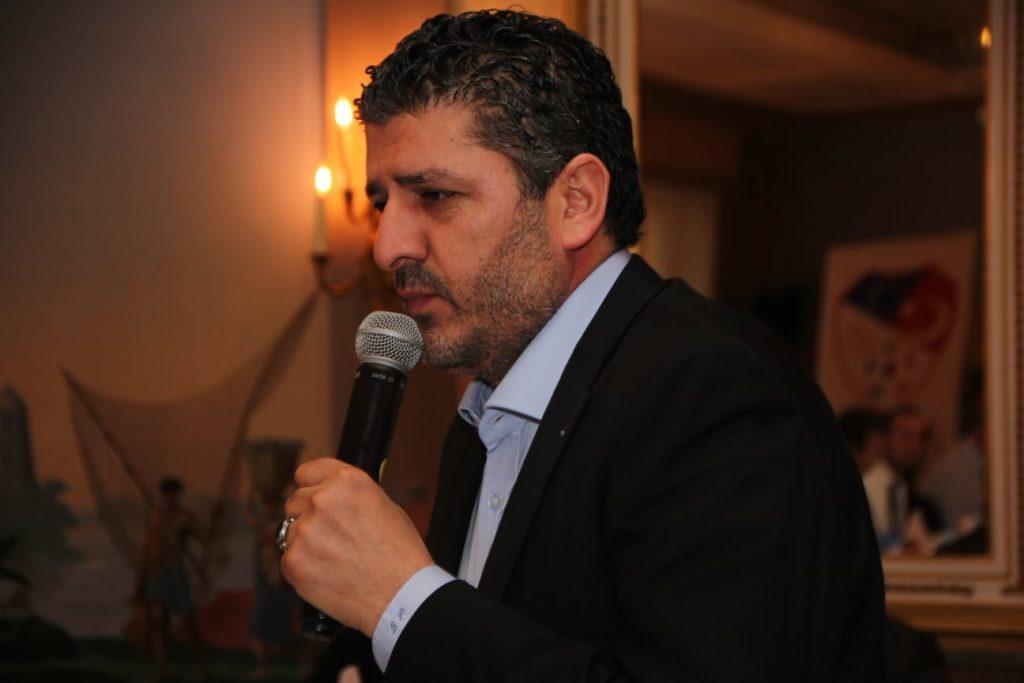Avrupa Türk Futbol Federasyonu Hollanda başkanlığına Aykut Torunoğulları getirildi